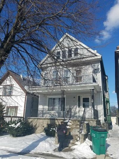 Erie County Multi Family 2-4 A-Active: 941 Prospect Avenue