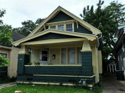Buffalo Single Family Home A-Active: 324 Grider Street