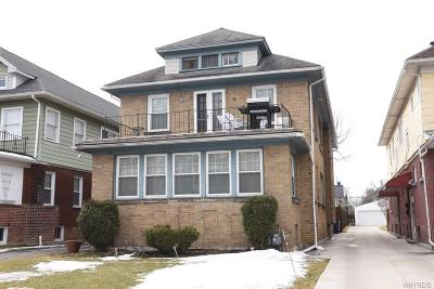 Erie County Multi Family 2-4 A-Active: 366 Huntington Avenue