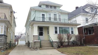 Buffalo Multi Family 2-4 A-Active: 71 North Park Avenue