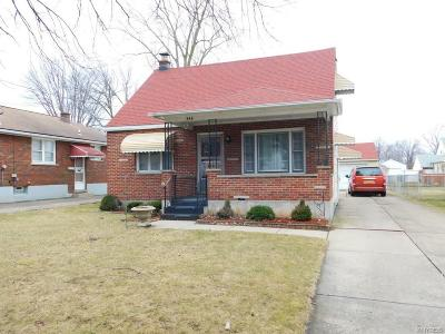 Niagara County Single Family Home U-Under Contract: 616 74th Street