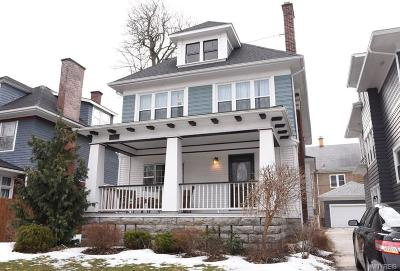Buffalo Single Family Home P-Pending Sale: 111 Woodward Avenue