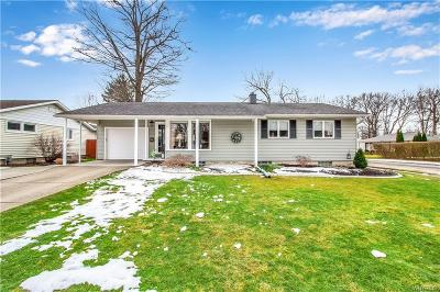 North Tonawanda Single Family Home A-Active: 759 Westbrook Drive