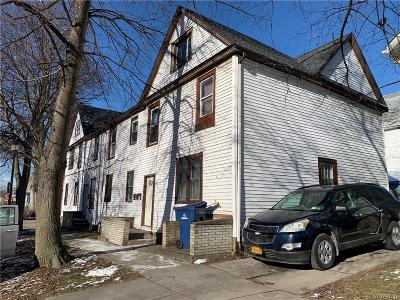 Buffalo Multi Family 5+ A-Active: 3 Dewitt Street