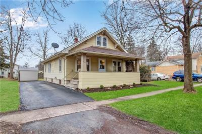 Niagara County Single Family Home U-Under Contract: 267 Grand Street