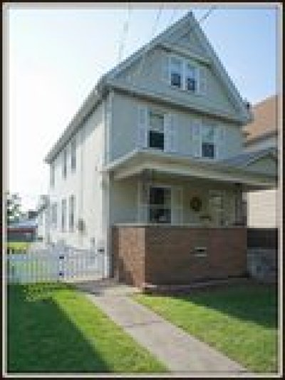 Niagara County Multi Family 2-4 A-Active: 734 20th Street