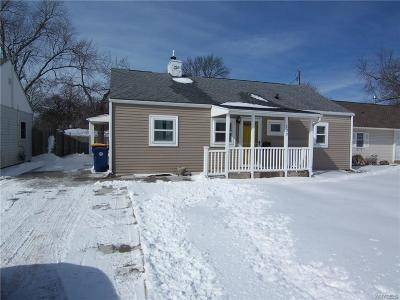 Niagara County Single Family Home A-Active: 133 Davison Road