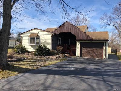 Orchard Park Single Family Home A-Active: 3208 Bieler Road