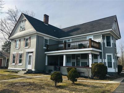 Erie County Multi Family 2-4 A-Active: 5240 Genesee Road