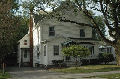 Genesee County Single Family Home A-Active: 652 East Main Street
