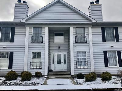 Amherst Condo/Townhouse A-Active: 670 Youngs Road #C