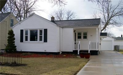 Niagara County Single Family Home A-Active: 562 73rd Street