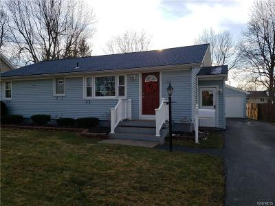 Single Family Home A-Active: 135 South Irwinwood Road