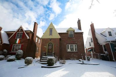 Buffalo Single Family Home U-Under Contract: 39 South Irving