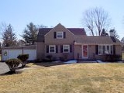 Buffalo Single Family Home A-Active: 8631 Sunset Drive