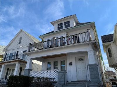 Multi Family Home Sold: 935 Walden Avenue