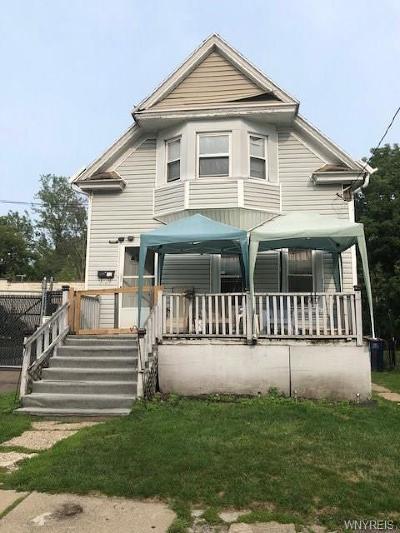 Buffalo Single Family Home A-Active: 71 Wex Avenue