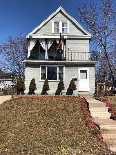 Multi Family 2-4 A-Active: 506 Hertel Avenue