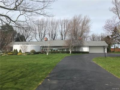 Single Family Home A-Active: 5946 Old Lake Shore Road
