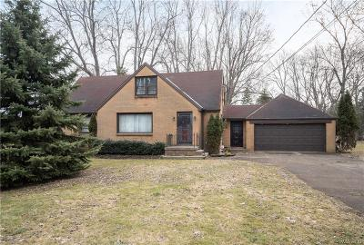 Orchard Park Single Family Home A-Active: 3433 Orchard Park Road