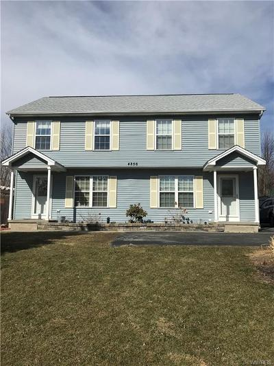 Erie County Single Family Home A-Active: 4256 Big Tree Road