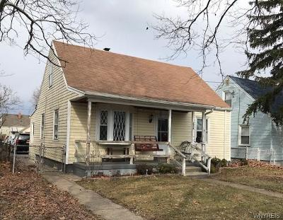 Single Family Home For Sale: 3018 Falls Street