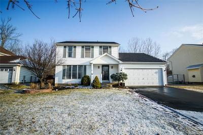 Amherst Single Family Home A-Active: 69 Hitching Post Lane