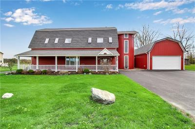 Erie County Single Family Home A-Active: 6197 Dye Road