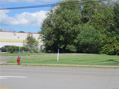 Niagara Falls Residential Lots & Land A-Active: 2735 Military Road