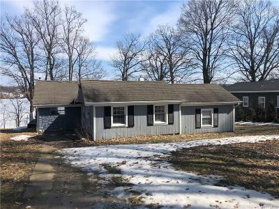 Single Family Home A-Active: 3765 Club Road