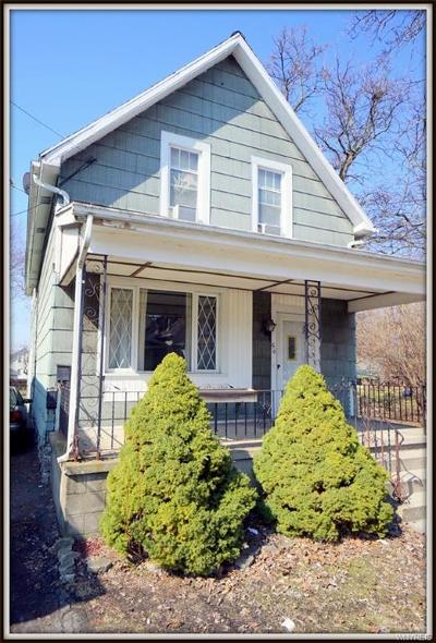 Erie County Multi Family 2-4 A-Active: 56 Andrews Avenue