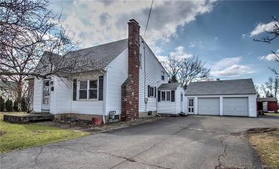 Orchard Park Single Family Home A-Active: 6364 South Abbott Road