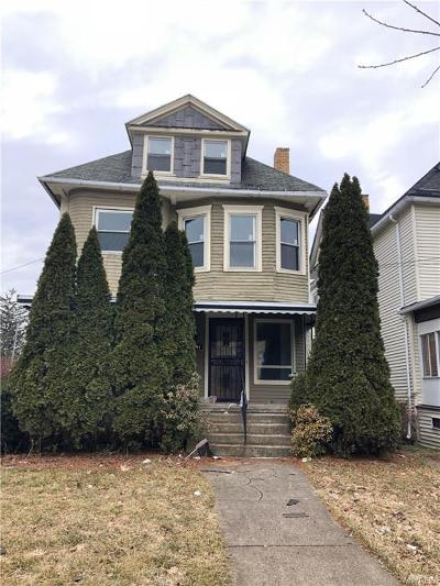 Erie County Single Family Home A-Active: 444 Herkimer Street