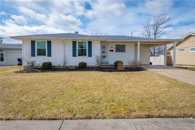 Erie County Single Family Home A-Active: 84 Monterey Road