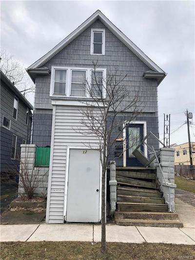 Erie County Multi Family 2-4 A-Active: 17 Arnold Street