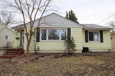 North Tonawanda Single Family Home A-Active: 23 Niagara Street