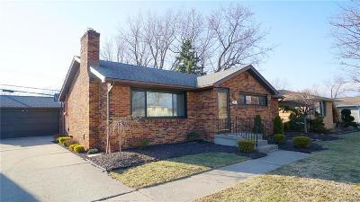 Erie County Single Family Home A-Active: 168 Sunrise Boulevard