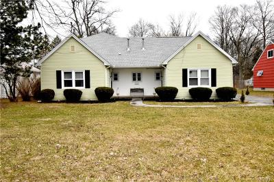 Orchard Park Single Family Home A-Active: 5075 Ellicott Road