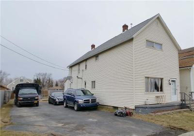 Erie County Multi Family 2-4 A-Active: 127 Orchard Avenue