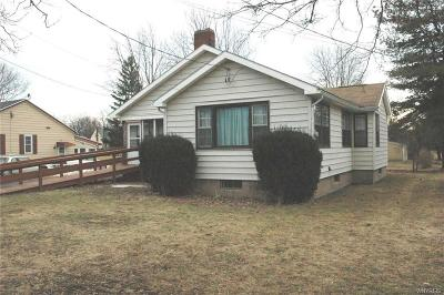 Genesee County Single Family Home A-Active: 11 Munson Street