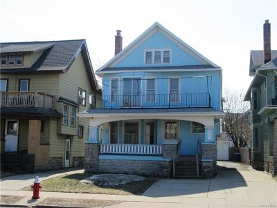 Erie County Multi Family 2-4 A-Active: 719 Amherst Street
