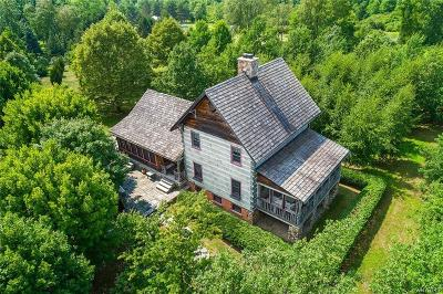 Genesee County Single Family Home U-Under Contract: 1611 Main Road