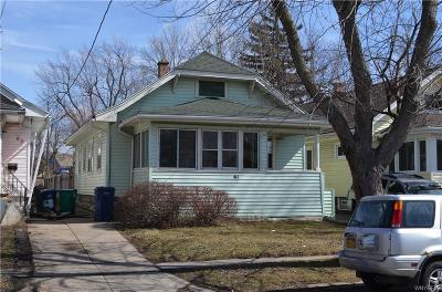 Erie County Single Family Home A-Active: 61 Comstock Avenue