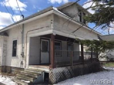 Lancaster Single Family Home A-Active: 6467 Broadway Street