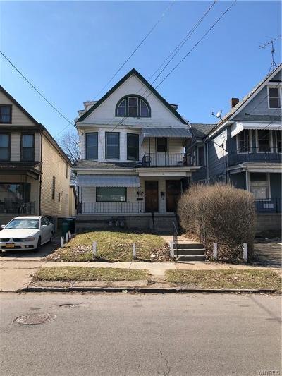 Buffalo NY Multi Family 2-4 A-Active: $129,000