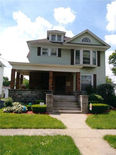 Niagara County Multi Family 5+ A-Active: 50 Spruce Street