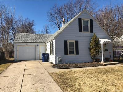 Amherst Single Family Home A-Active: 184 Buckeye Road