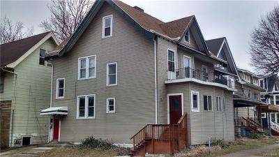 Multi Family 2-4 A-Active: 729 Linwood Avenue
