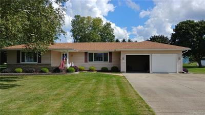Alden Single Family Home A-Active: 943 Three Rod Road