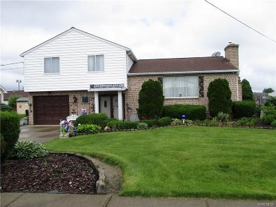 Niagara Falls Single Family Home For Sale: 9360 Niemel Drive